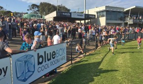 Bellaraine-Grand-Final-day-Blue-Box